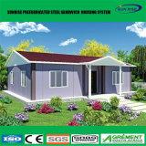 Camera prefabbricata del contenitore della costruzione di basso costo dell'Africa/baracca prefabbricata di Porta