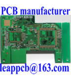 El verde de doble cara, Placa PCB