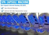 Lejos de la luz de LED infrarrojo vapor seco Simming cápsula SPA