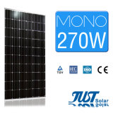 Mono de 270W de potencia para panel solar la energía verde