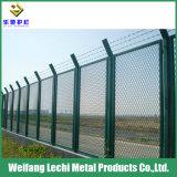 建物のための機密保護によって溶接される一時鋼線の網の塀か耕作するか、または建築現場または工場または運動場またはプール