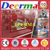 Prezzo elettrico della macchina di produzione del tubo del PVC fatto a Qingdao Deerma