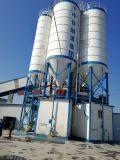 Завод полноавтоматического смесителя Ce стандартного Hzs120 120m3/H Sicoma фикчированный конкретный смешивая