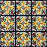 De Vloer van de Decoratie Stijl van de Noord- van Europa en Tegel van de Bevloering van het Porselein van de Muur Tegel Verglaasde 300X300mm F009