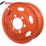 가벼운 Truck Steel Wheel OTR TBR Rim Wheel Trailer Wheel (5.50F-16, 6.00-16, 6.50-16)