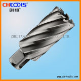 高速度鋼の穴のカッター(Weldonのすね) (DNHX)