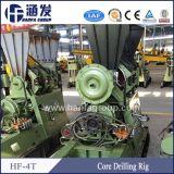 Hf-4t rc hydraulique de base pour les sols de la machine de forage d'enquête de test
