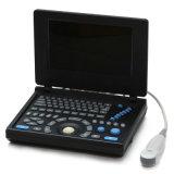 Bester verkaufenlaptop-Ultraschall-Scanner mit konvexem Fühler