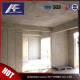 Parede de concreto de alumínio descofragem