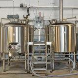 équipement de brassage de bière 3000L utilisé Nano avec SGS