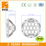 75W LED Headlight 7inch LED Headlight mit 4D Reflector