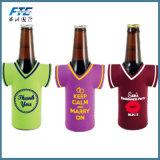 2018 La promotion de la bière bon marché personnaliser refroidisseur en néoprène