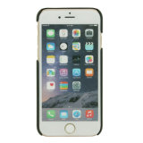 Caja mezclada del teléfono de la PC de la goma de la PU para el iPhone 7