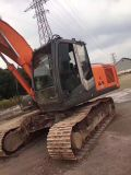 Máquina escavadora Hitachi 200-3 da condição de trabalho para a venda