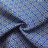 Ткань краски катиона жаккарда Canxing с штриховатостью