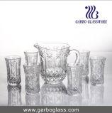 комплект GB12026tyz стеклянной воды 7PCS выпивая