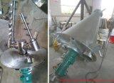 Misturador de cone helicoidal de parafuso duplo