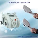 Macchina di bellezza di ringiovanimento della pelle di rimozione dei capelli di IPL (E9a-Eboni)