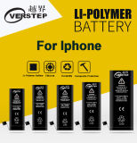 Batería de gran capacidad del teléfono móvil para el iPhone 4S 5 6 5s 6s 6p 7 7plus