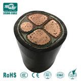 câble de 0.6/1kv Cu/XLPE/PVC/Sta/PVC