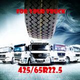 Reifen-Laufwerk-Reifen-breiter einzelner LKW-Reifen des Ochse-425/65r22.5