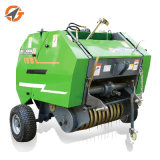 トラクターのための現代的な最上質の大きい円形の干し草の梱包機は使用した