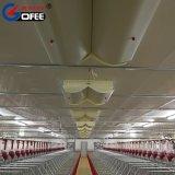 Geïntegreerdv Telegraferend de Inham van de Lucht van de Controle in het Landbouwbedrijf van Varkens/van het Gevogelte