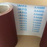 Оксид алюминия наждачной шкурки стабилизатора поперечной устойчивости J113 240# для шлифовки древесины