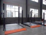 Hidráulica Vertical sistema de aparcamiento Garaje estéreo