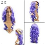 Colorant Coloré Fashion Fashion New Color Style Synthetic Halloween Wigs