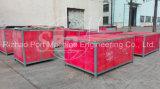 Rodillo de acero del transportador del alto rendimiento del SPD para la planta concreta