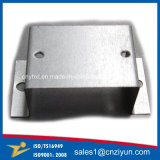 Kundenspezifische Precison Fluss-Stahl-lochende Teile mit Qualität