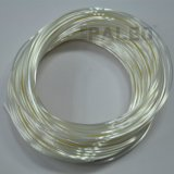 1.75mm 백색 스풀 빛나는 색깔 중합체 복합 재료 3D 인쇄 기계 필라멘트