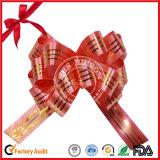 祝祭のワインのための熱い販売のサテンのリボンの弓