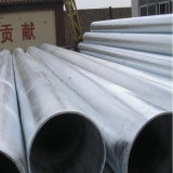 Steel Structureのための150X150mm x 8mm Hot Dipped Galvanized Steel Pipe