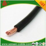 Câblage cuivre à un noyau de construction de Strander de câble électrique BVV/fils électriques au-delà de la portée optique