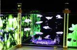 ガラス大きい写真の印刷第2 3D結晶レーザーの彫版機械
