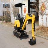 Vendite usate multifunzionali dell'escavatore di qualità brandnew mini