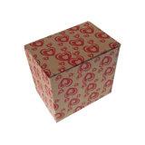 Пользовательские коробку из гофрированного картона ламината чашку чая подарочная упаковка бумаги
