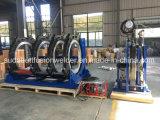 Machine en plastique hydraulique de soudure par fusion de bout de pipe de HDPE de Sud1000h