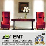 Console de meubles de couleurs attrayantes Table et chaise (EMT-CA18)