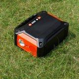 100W de emergencia solar portátil portátil recargable generador de energía solar