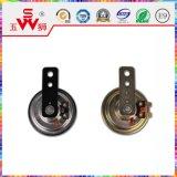 klaxon électrique du disque 24V avec le point de contact