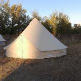Camping familial pliable toile Bell tente pour le commerce de gros