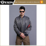 Outdoor American Bomber Jacket Men's Winter Warm Coat