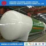 Fabricante de 100m3 de gas Gas Gas tanques de almacenamiento de 50 toneladas para el mercado africano