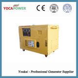 8kVA Diesel van de Macht van de Dieselmotor van de enige Fase de Stille Reeks van de Generator