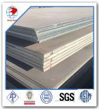 ASTM A242 Gr. B laminadas en caliente de la placa de acero corten en stock