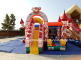 KidsおよびCommercial Useのための熱いSale Inflatable Castle Bouncer Playground