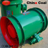 La Chine Hot Sale Fbd Mine souterraine Ventilateur Axial Flow